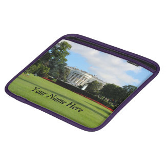 Customize The White House Photo Sleeve For iPads