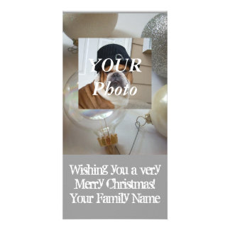 Customize These PHOTO Christmas Cards! Add Photo Photo Card
