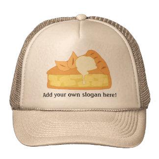 Customize this Apple Pie Slice graphic Trucker Hat
