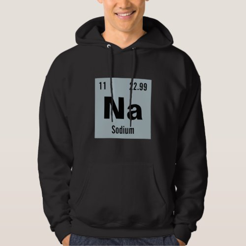 Customize this Chemistry Element Hoodie