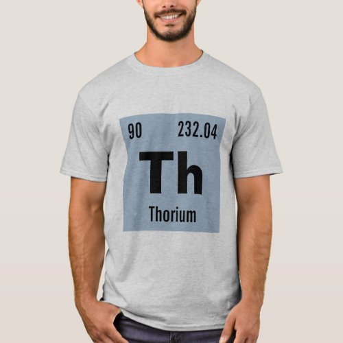 Customize this Chemistry Element T-Shirt