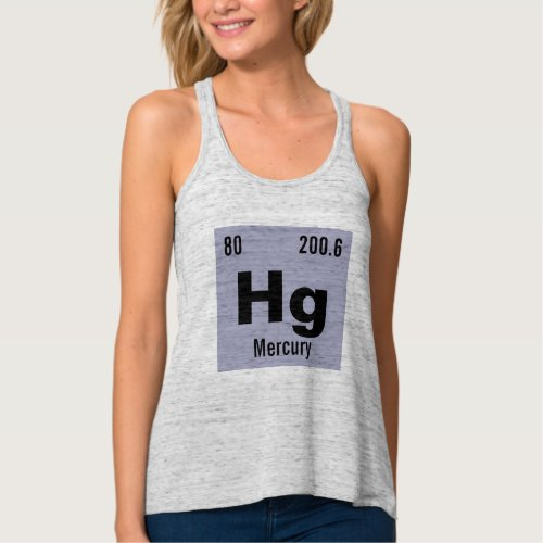 Customize this Chemistry Element Tank Top