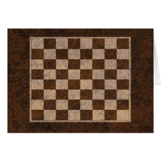 Customize This Chess, Checkers, Draughts Card