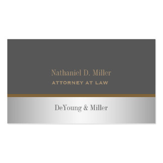 Customize this elegant business card