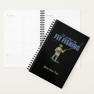 Customize this Fly Fishing Planner