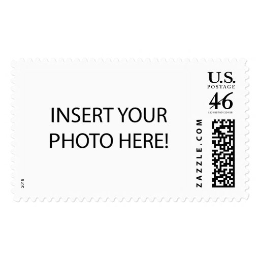 Customize This Large Photo Postage Stamp