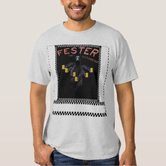 Customize this Octoberfester Fester T-shirt
