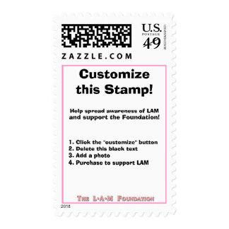 Customize this Postage! Postage