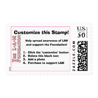 Customize this Postage! Postage