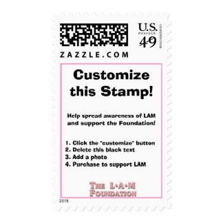 Customize this Postage! Postage Stamp