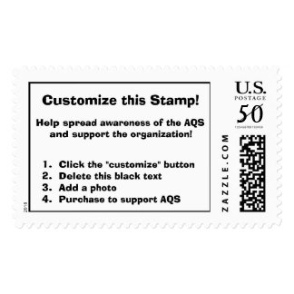 Customize this Stamp! Postage