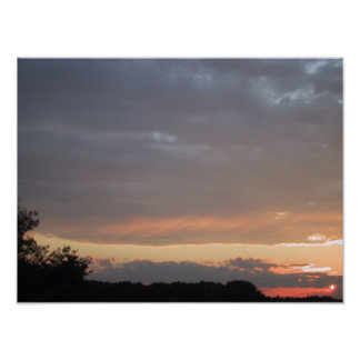 Customize this Sunrise Poster