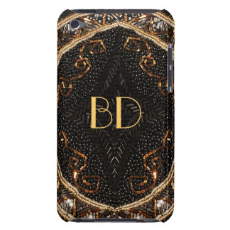 Customize this Vintage Bead Look Purse design Barely There iPod Cover