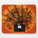 Customize to any color of Background - Customized Mouse Pad