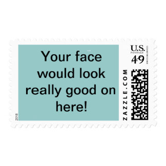 CUSTOMIZE TO YOU. POSTAGE STAMPS