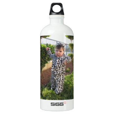 Halloween Themed Customize Water Bottle