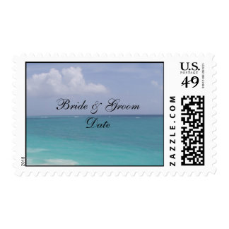 Customize Wedding Stamp
