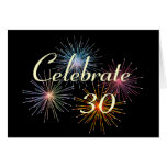 Customize with Any Year~Celebrate An Anniversary Card