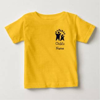 Customize With Child's Name Tee Shirt
