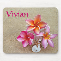 Customize with Your Name Mouse Pad