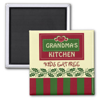 CUSTOMIZE WITH YOUR TEXT KITCHEN MAGNET