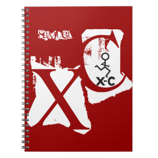 Customize - XC - Cross Country Notebook