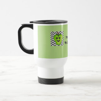 """Customize Your """"Apples"""" Stainless Steel Travel Mug"""