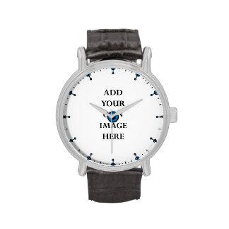 customize your blue dots watch portrait