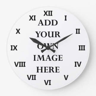 customize your clock roman numerals