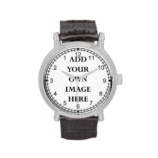 customize your crazy reverse watch landscape
