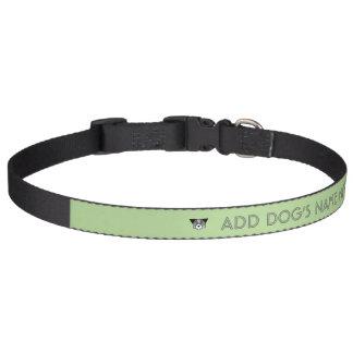 Customize your dogs collar! pet collar