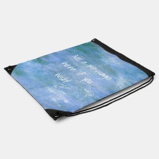 Customize Your Drawstring Bag