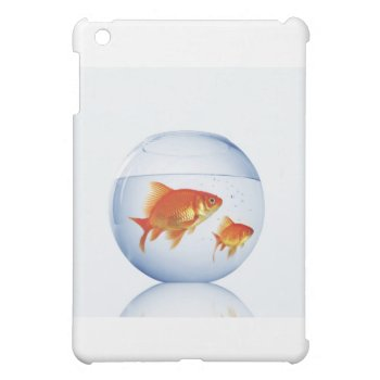 Customize Your Fish Bowl Items Ipad Mini Cases by creativeconceptss at Zazzle