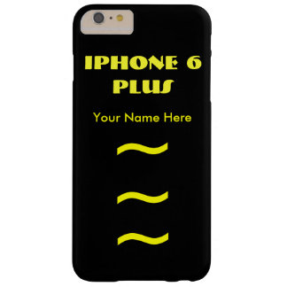 Customize your IPhone 6 & 5 cases with your name