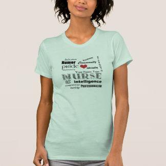 Customize Your Nurse Specialty-Pride Attributes Tshirts