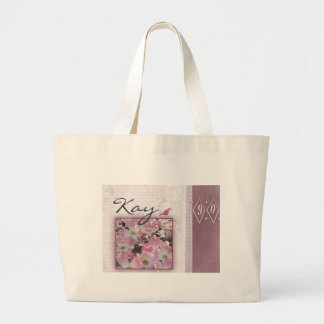 Customize your own 90th birthday tote bags