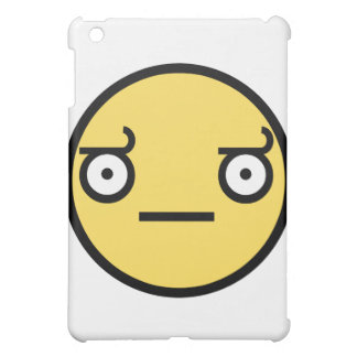 Customize Your Own: Awesome Concern Smiley Face Cover For The iPad Mini