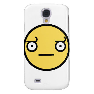 Customize Your Own: Awesome Concern Smiley Face Samsung S4 Case