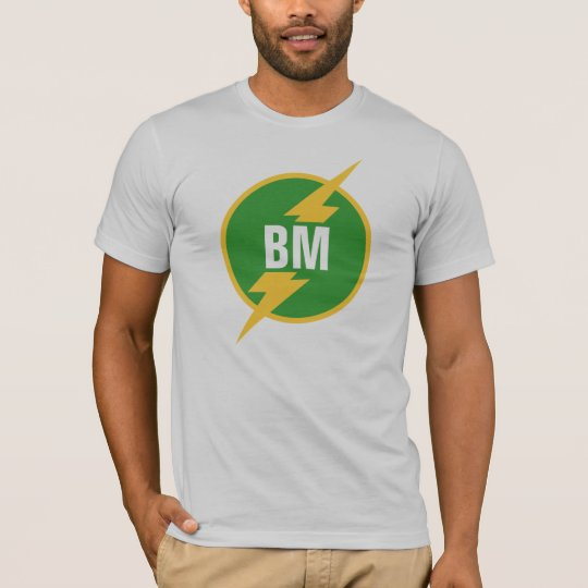 Customize Your Own Best Man T-Shirt