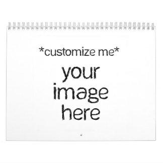 Customize Your Own Design Calendar