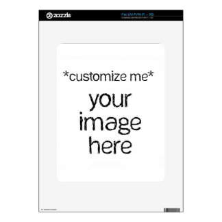 Customize Your Own Design iPad Decal