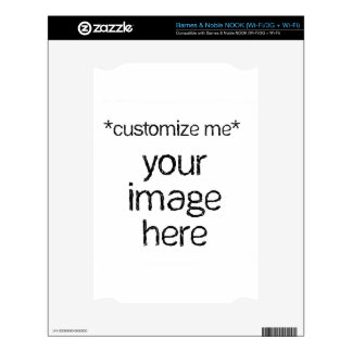 Customize Your Own Design NOOK Decals