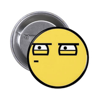 Customize Your Own: Glare Smiley Face Pins