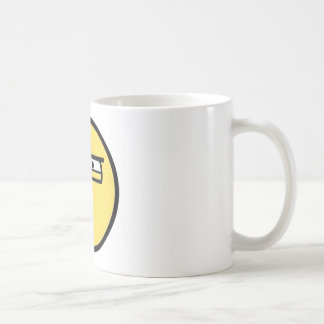 Customize Your Own: Glare Smiley Face Coffee Mug