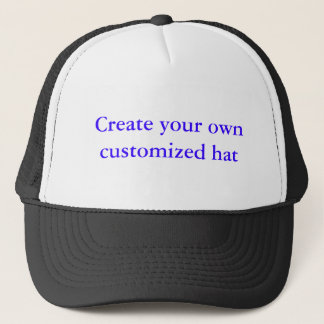 Customize Your Own Hat