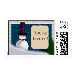 Customize your own holiday stamps