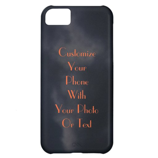 Customize Your Own Iphone 5 Case Mate Barely There Zazzle
