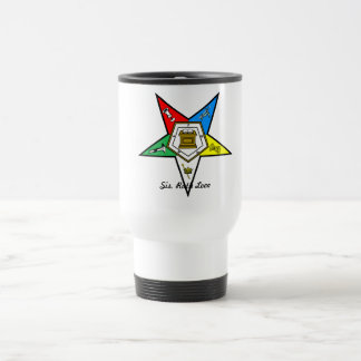 Customize your own OES Travel Mug