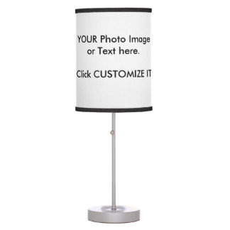 CUSTOMIZE Your Own Photo or Art Lamp Shade