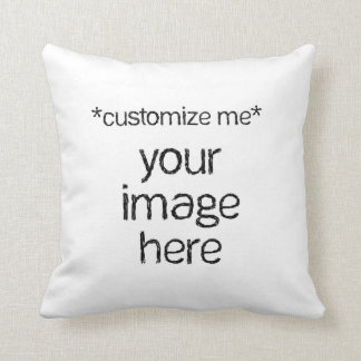 Customize Your Own Pillow